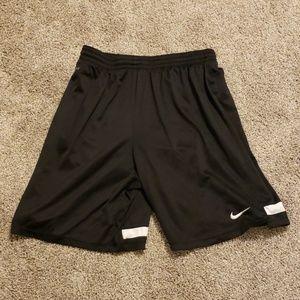 Nike soccer shorts -Black -Youth XL